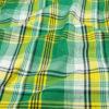 Tissu madras - Vert
