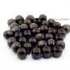 Petites perles en bois - Marron