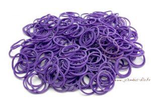 Elastiques violets