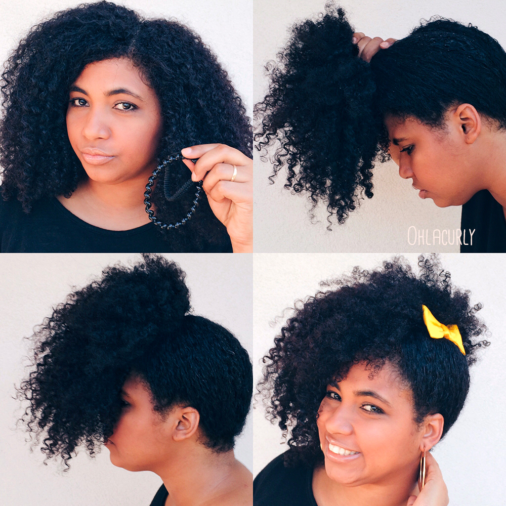 Tito coiffure - Noeud Olivia 2