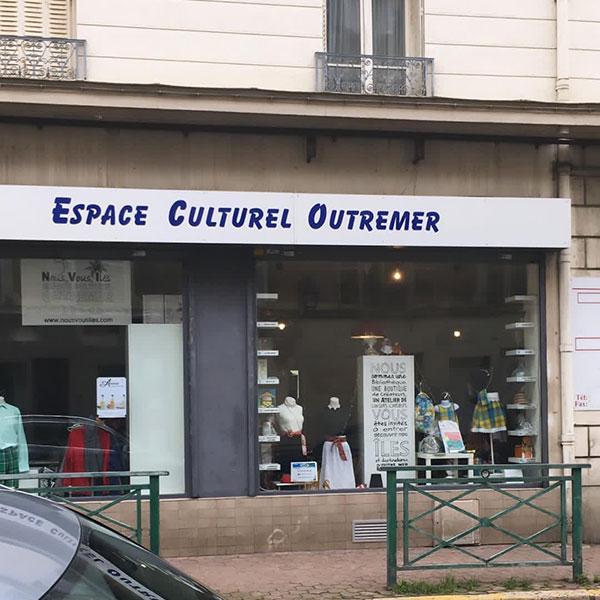 Espace culturel - Nous Vous Iles