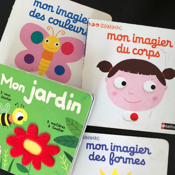 Livres apprentissage enfants